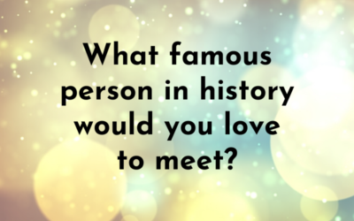 What famous person in history would you love to meet? #FamousPeople #HistoryLov…
