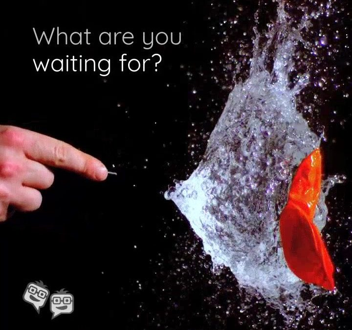 WHAT ARE YOU WAITING FOR? Digital marketing that will make a splash! #Digital…