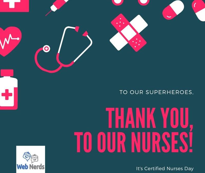 Happy Certified Nurses Day and THANK YOU for all you do!!! #CertifiedNursesDay …